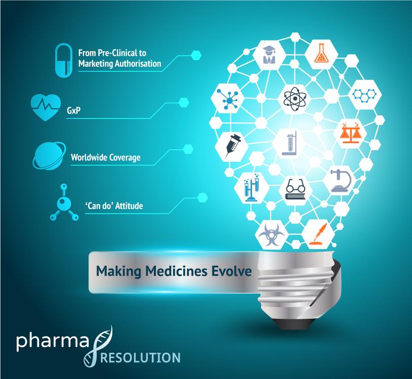 Pharma Resolution - Making Medicines Evolve